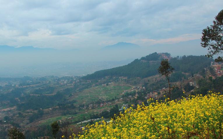 Nagarkot View1